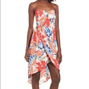 ASTR Floral Dress Size M NEW with Tags